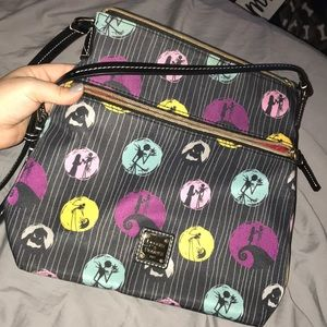 Disney Dooney & Bourke Nightmare Before Christmas